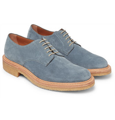 O'Keeffe - Felix Suede Derby Shoes