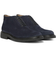 O'Keeffe - Felix Whole-Cut Suede Boots