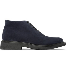 O'Keeffe Felix Whole-Cut Suede Boots