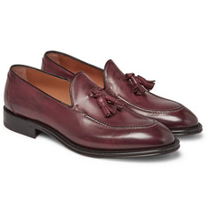 O'Keeffe - Excalibur Leather Tasselled Loafers