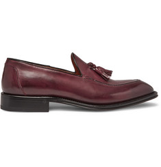 O'Keeffe Excalibur Leather Tasselled Loafers
