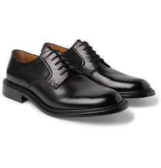 O'Keeffe - Felix Polished-Leather Derby Shoes