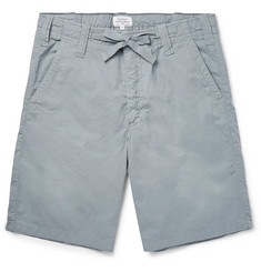 Hartford - Slim-Fit Drawstring Cotton Shorts