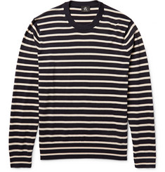PS by Paul Smith Striped Cotton Sweater