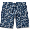 Battenwear - Tropical-Print Cotton Oxford Shorts