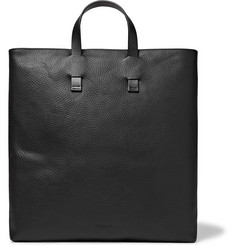 Miansai Full-Grain Leather Tote Bag
