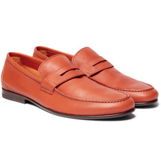 Harrys of London - James Leather Penny Loafers