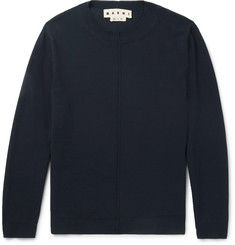 Marni Knitted Cotton Sweater