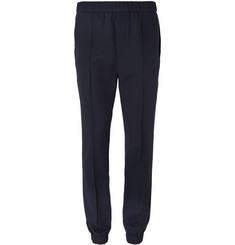 Marni Slim-Fit Tapered Wool-Twill Trousers