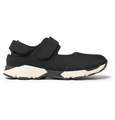 Marni Cutout Neoprene Sneakers
