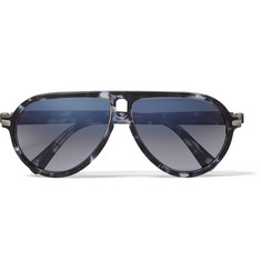 Brioni - Aviator-Style Acetate Sunglasses