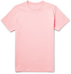Albam - Slim-Fit Egyptian Cotton-Jersey T-Shirt