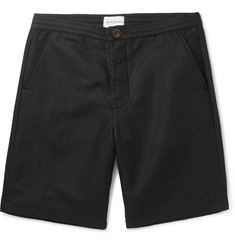 Oliver Spencer Ragley Linen and Cotton-Blend Shorts