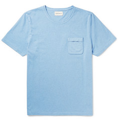 Oliver Spencer Envelope Cotton-Jersey T-Shirt