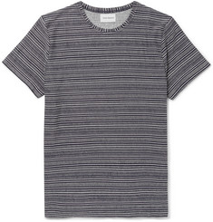 Oliver Spencer Conduit Slim-Fit Knitted Cotton T-Shirt