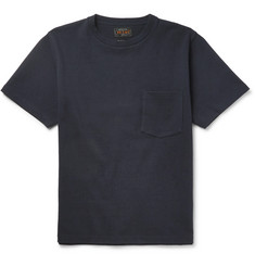 Beams Plus Loopback Cotton-Jersey T-Shirt