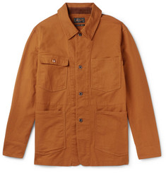 Beams Plus Duck Canvas Field Jacket