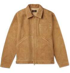 Beams Plus Suede Jacket