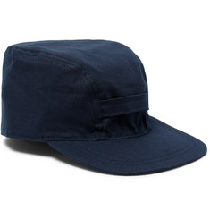 Beams Plus Cotton-Blend Canvas Cap