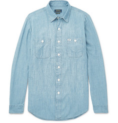Polo Ralph Lauren - Cotton-Chambray Shirt