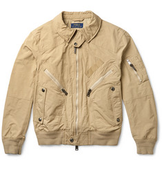 Polo Ralph Lauren Water-Resistant Shell Bomber Jacket
