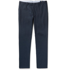 Polo Ralph Lauren Slim-Fit Cotton Trousers