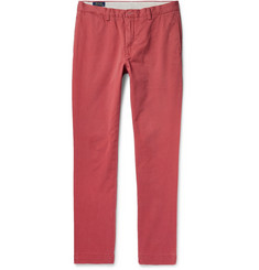 Polo Ralph Lauren Slim-Fit Brushed-Cotton Twill Chinos