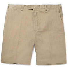 Polo Ralph Lauren Slim-Fit Linen Shorts