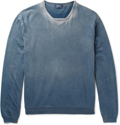 Polo Ralph Lauren Washed Cotton-Jersey Sweatshirt