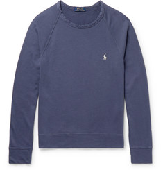 Polo Ralph Lauren Loopback Cotton-Jersey Sweatshirt