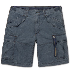 Polo Ralph Lauren - Washed Cotton-Ripstop Cargo Shorts