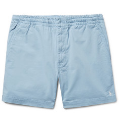 Polo Ralph Lauren Slim-Fit Stretch Cotton-Twill Shorts