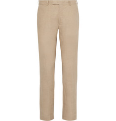 Polo Ralph Lauren Slim-Fit Linen Trousers
