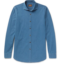 Tod's Slim-Fit Denim Shirt