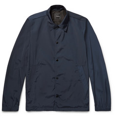 Theory Slim-Fit Shell Coach Jacket