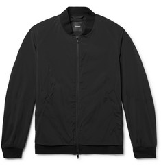 Theory - Slim-Fit Stretch-Shell Bomber Jacket