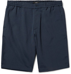 Theory Plymouth Slim-Fit Canvas Shorts