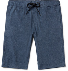 Theory - Moris Slim-Fit Terry Drawstring Shorts