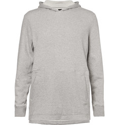 Athletic Propulsion Labs Mélange Loopback Cotton-Jersey Hoodie