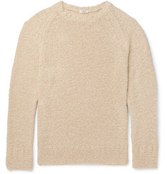 Eidos Knitted Cotton Sweater