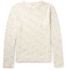 Eidos Slub Cotton Sweater