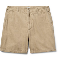 Eidos - Morgan Cotton Oxford Shorts
