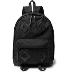 Engineered Garments - Leather-Trimmed CORDURA Backpack