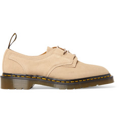 Engineered Garments + Dr Martens Ghillie AirWair Leather Derby Shoes