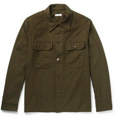 Engineered Garments Cotton-Twill Field Overshirt