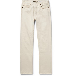 Freemans Sporting Club Slim-Fit Selvedge Denim Jeans
