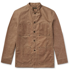 Freemans Sporting Club Waxed-Cotton Chore Jacket