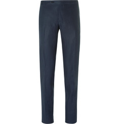 Thom Sweeney Brook Slim-Fit Linen Trousers