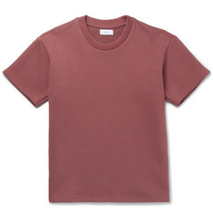 Fanmail Loopback Organic Cotton-Jersey T-Shirt