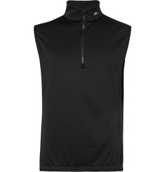Kjus Golf - Fleece-Back Stretch-Shell Golf Gilet